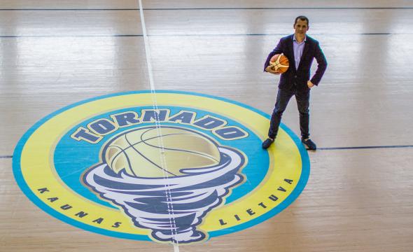 Naująjį 2020/2021 metų sezoną Tornado krepšinio mokykla pasitinka persikrovusi
