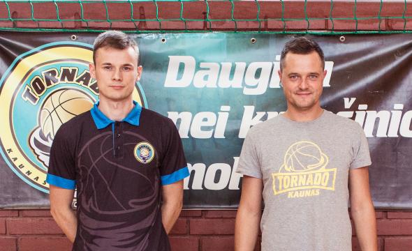 2010 m. gimimo berniukus treniruos Aivaras Grigaliūnas ir Emilijus Petrauskas