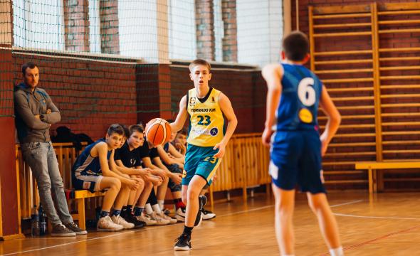 Balandžio mėnesio simboliniame penkete rezultatyviu žaidimu išsiskiriantys jaunieji talentai